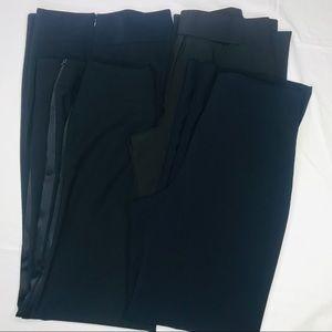 LOT OF 4 Akris Punto Wool Dress Pants